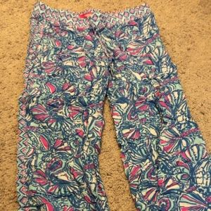 Lily Pulitzer (for Target) lounge pants. Small
